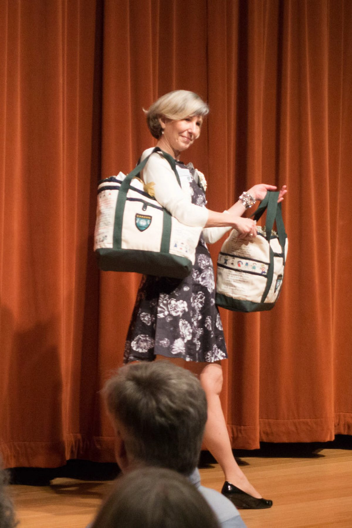 Ccs 25Th Anniversary Celebration Mrs  Lund Bags
