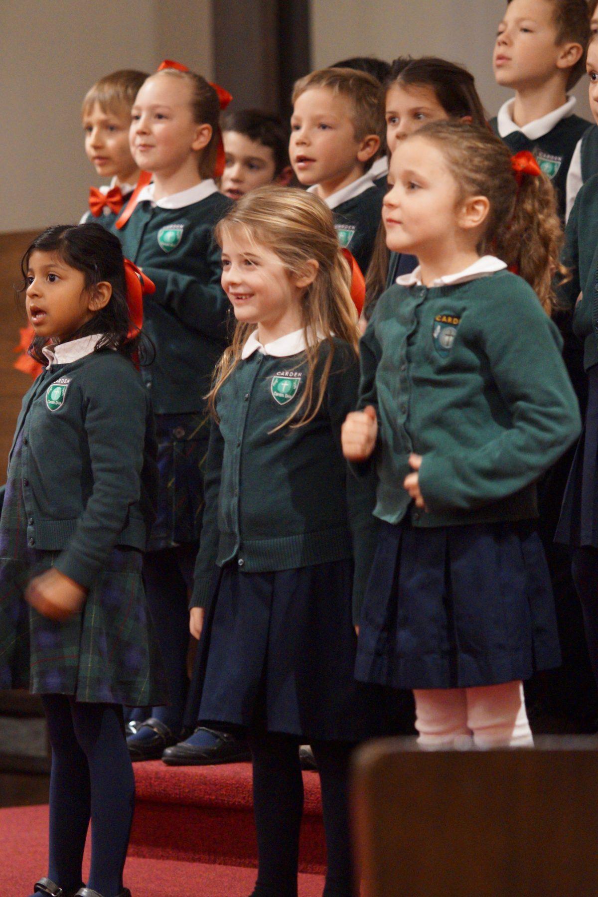 Carden Christmas Choir