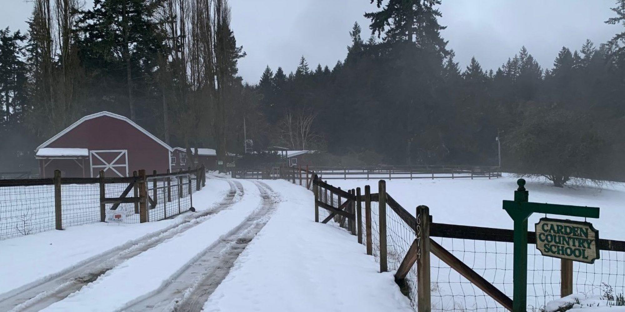 Snow February 2021 B E