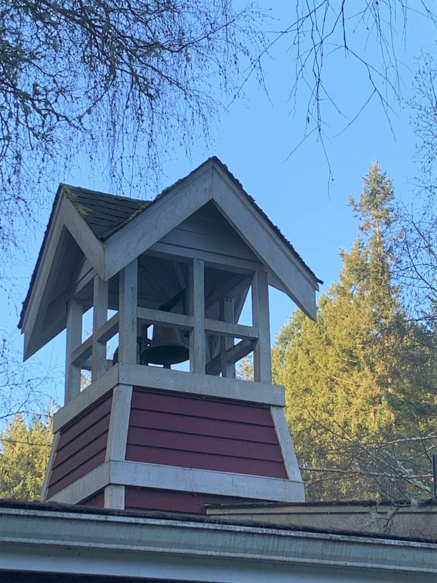 Carden Belltower In Blue Sky 2